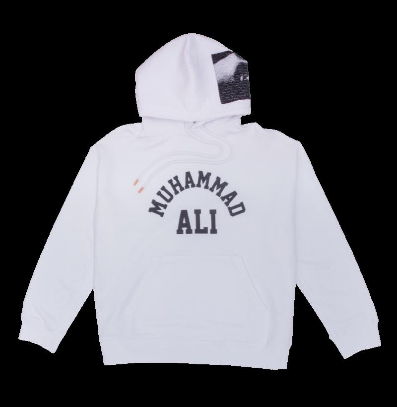 Hanorac MARCELO BURLON COUNTY OF MILAN Muhammad Ali