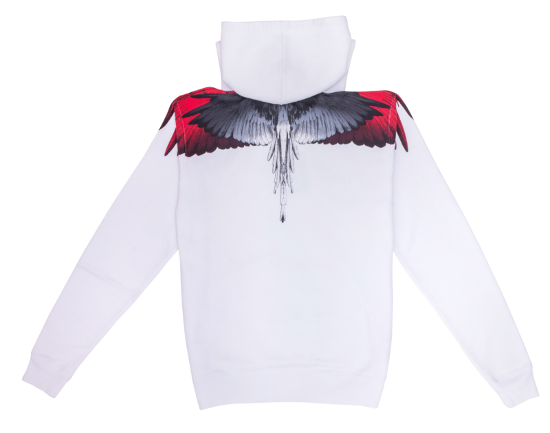 Hanorac MARCELO BURLON COUNTY OF MILAN R/G Wings